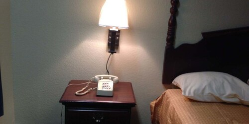 Check Expedia for Availability of Budget Inn Muskogee