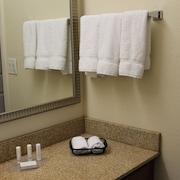 Kylpyhuoneen mukavuudet