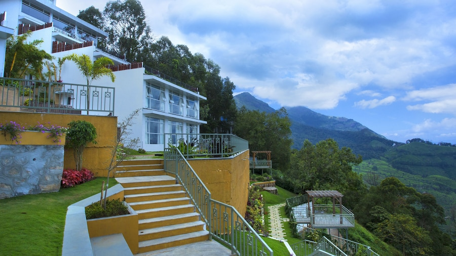 "Fragrant Nature Munnar - ""A Classified Five Star Hotel"""