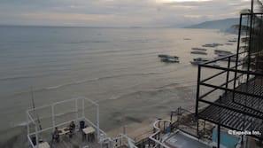 Ubicación a pie de playa, buceo con tubo y kayak