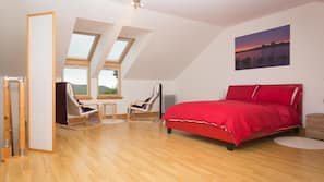 1 bedroom, cots/infant beds, free WiFi