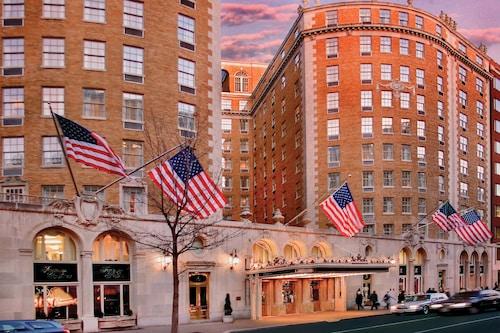 華盛頓五月花萬豪普爾斯假日俱樂部酒店