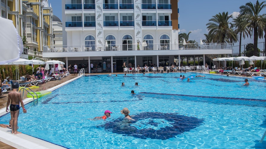 Palm World Resort & Spa Side - All Inclusive