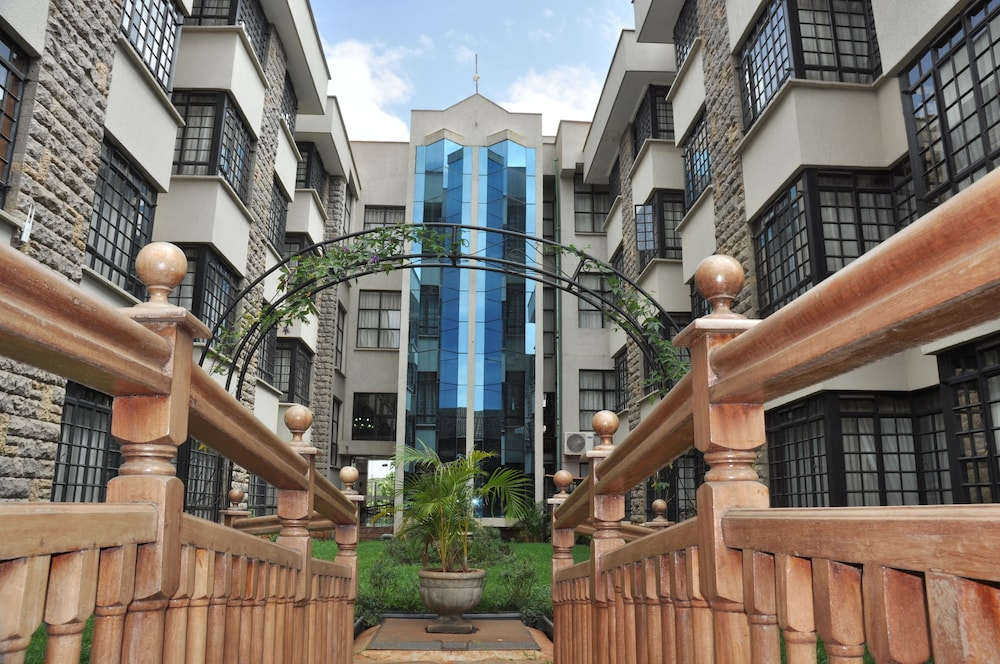 Property Grounds, Weston Hotel