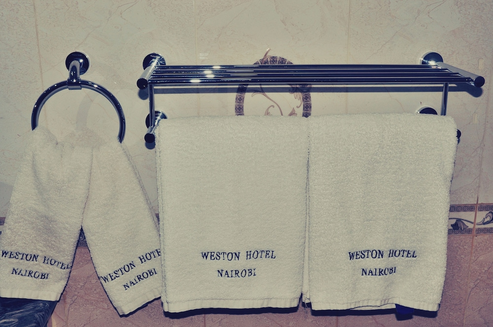 Bathroom Amenities, Weston Hotel