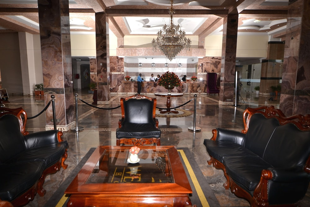 Interior Entrance, Weston Hotel