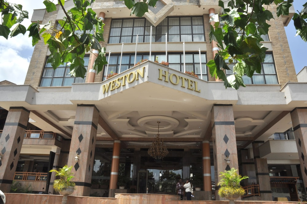 Front of Property, Weston Hotel
