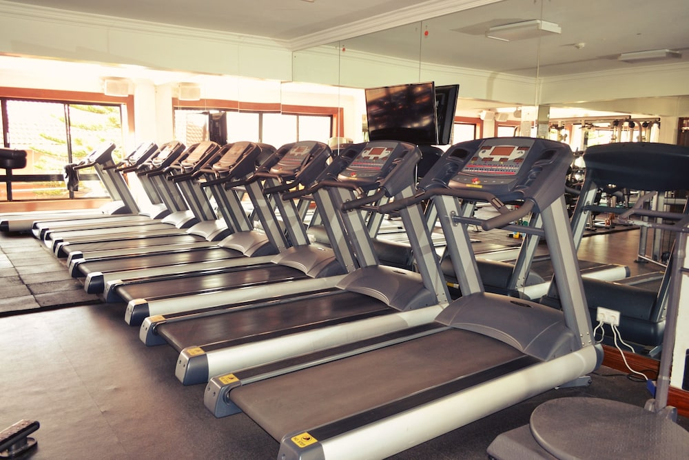 Fitness Facility, Weston Hotel