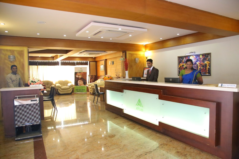 Atlas Airport Hotel Apartment Deals Reviews Cochin Ind Wotif
