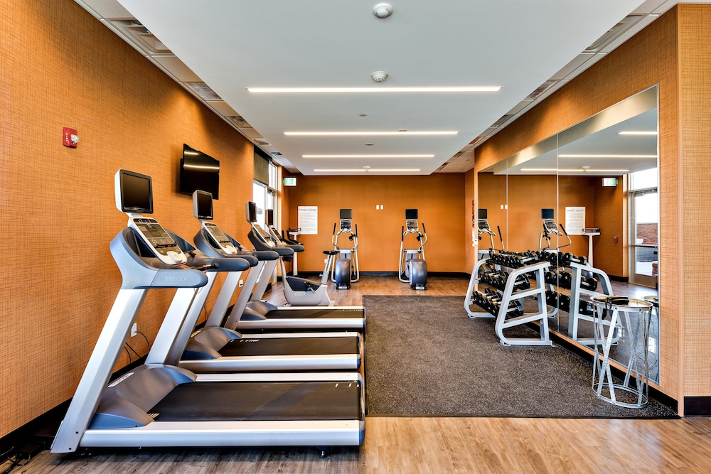 Fitness Facility, Holiday Inn St. George Conv Ctr, an IHG Hotel