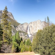 Yosemite Scenic Wonders - Bass Lake Area