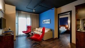 Minibar, una cassaforte in camera, una scrivania, insonorizzazione