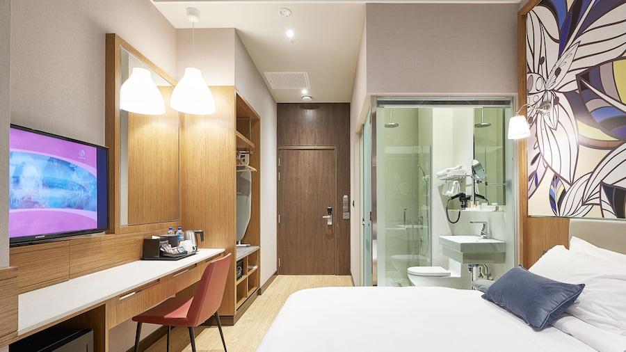 Hotel Bencoolen@Hong Kong Street (SG Clean)