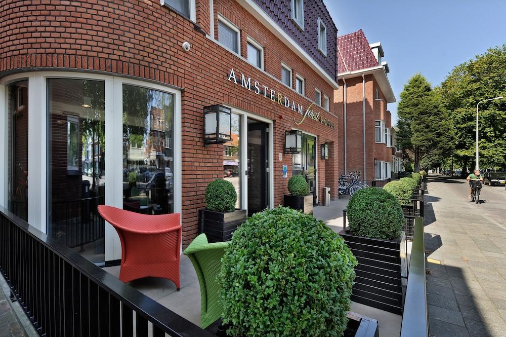 Amsterdam Forest Hotel Deals Reviews Amsterdam Nld Wotif