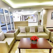 로비 좌석 공간