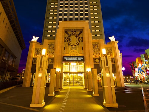 The Park Front Hotel at Universal Studios Japan ™