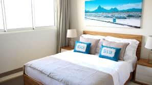 Coffre-forts dans les chambres, fer et planche à repasser, Wi-Fi gratuit