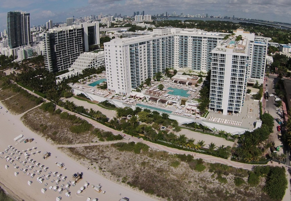 Aerial View, The Retreat Collection at 1 Hotel & Homes South Beach