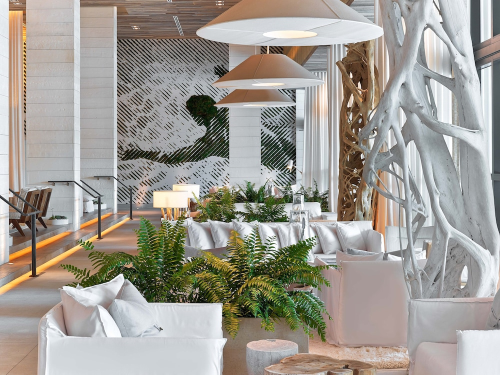 Lobby, The Retreat Collection at 1 Hotel & Homes South Beach