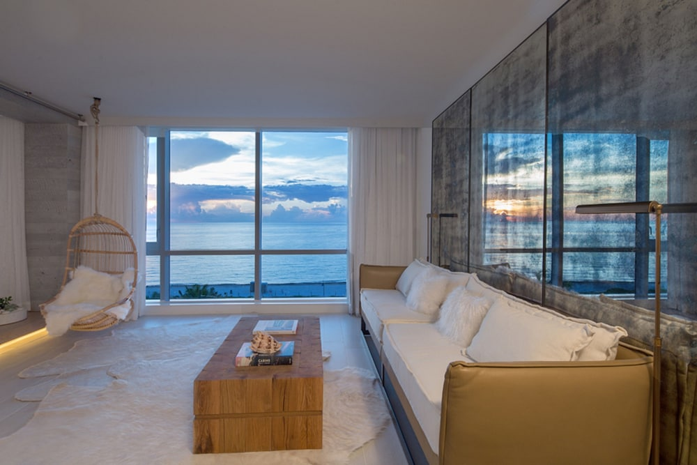 View from Room, The Retreat Collection at 1 Hotel & Homes South Beach