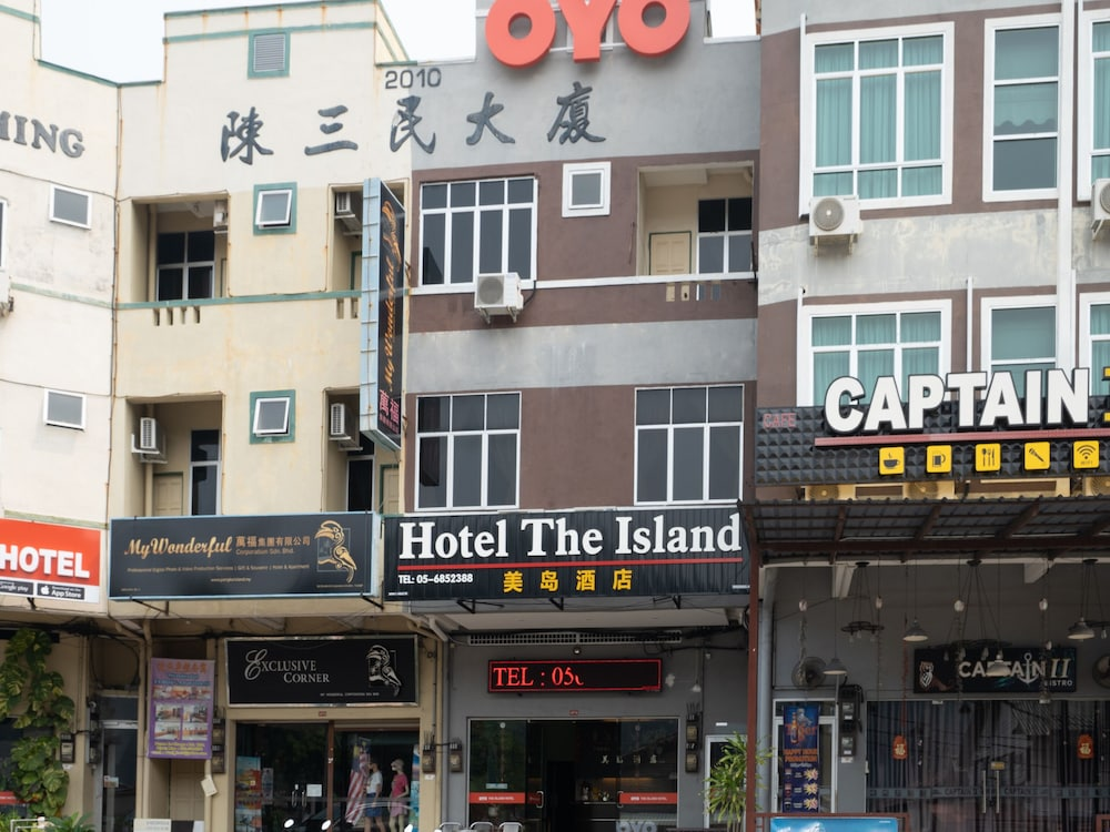 Exterior, OYO 44078 The Island Hotel