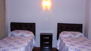 Ropa de cama de alta calidad y caja fuerte