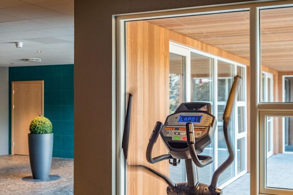 Fitness Facility, Northern Light Inn