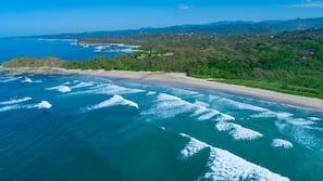 Beach nearby, free beach shuttle, beach towels, fishing
