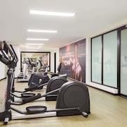 Sala de fitness