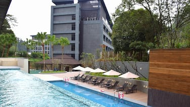 Sun Moon Lake Fuli Hot Spring Resort