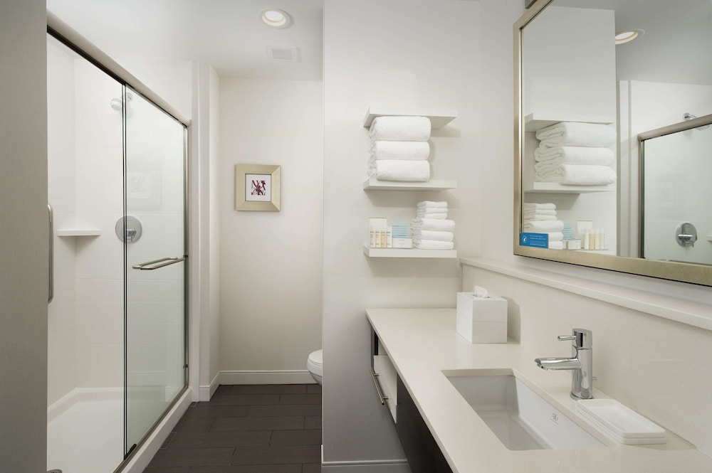 Bathroom, Hampton Inn Louisville East/Hurstbourne
