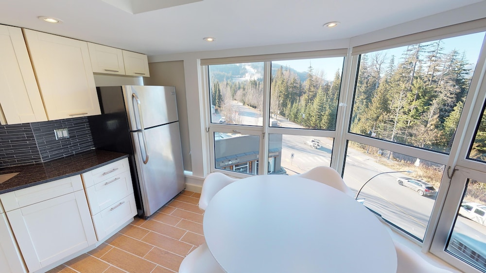 In-Room Dining, Le Chamois by Whistler Premier