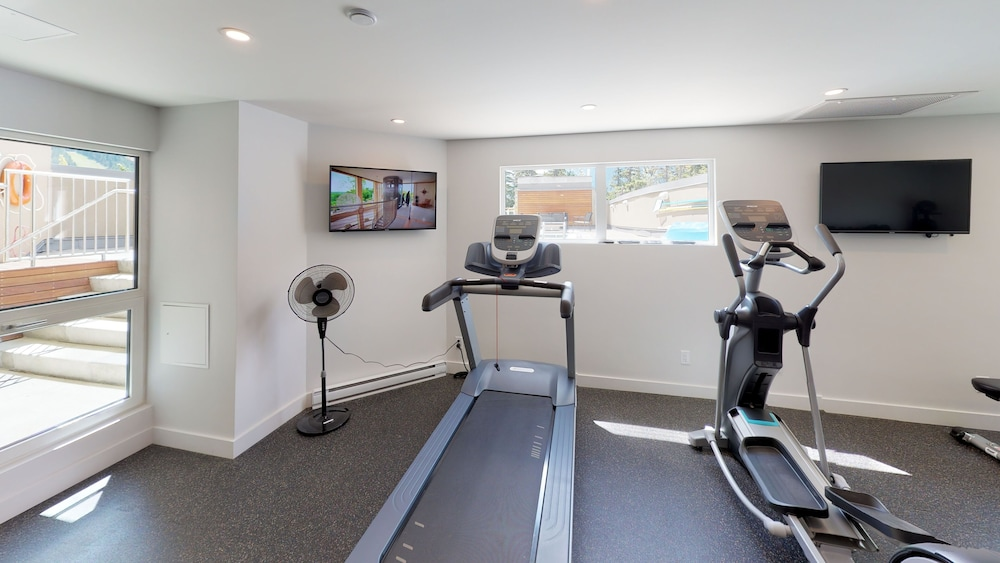 Fitness Facility, Le Chamois by Whistler Premier