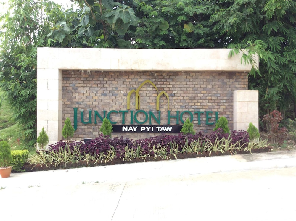 Front of Property, Junction Hotel