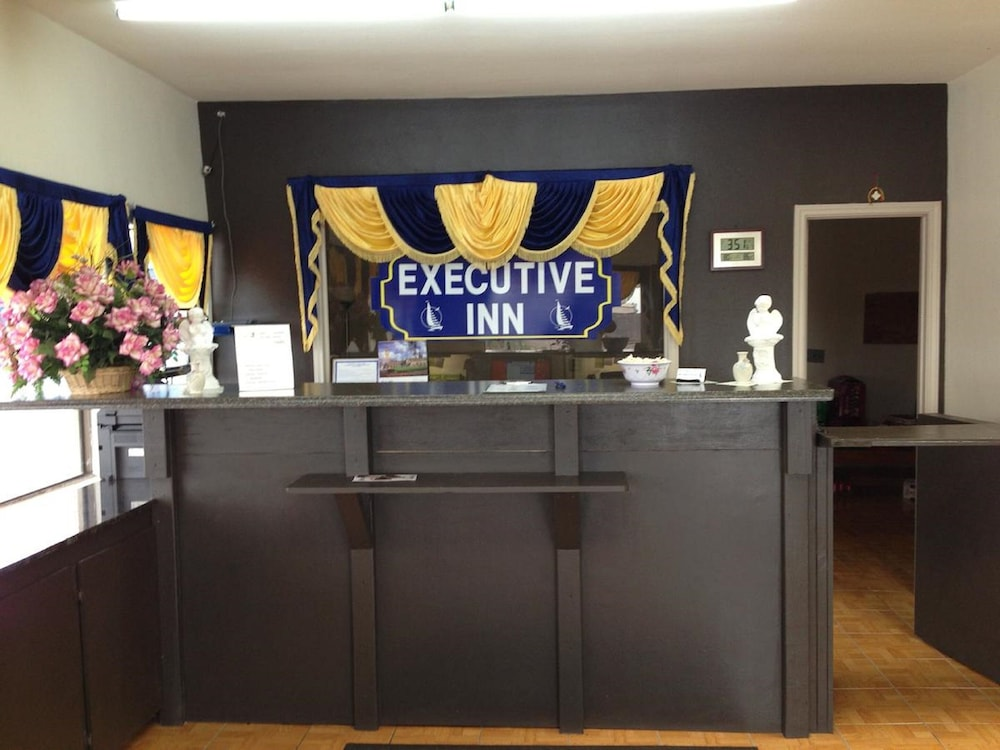Reception, Executive Inn and Suites