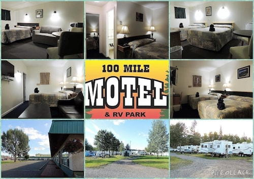 Great Place to stay 100 Mile Motel & RV Park near 100 Mile House