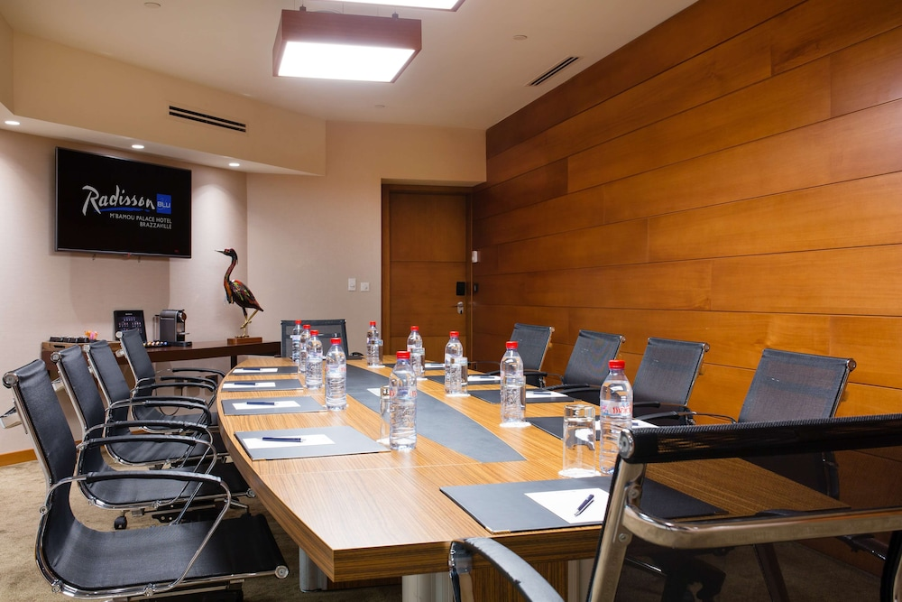 Meeting Facility, Radisson Blu M'Bamou Palace Hotel
