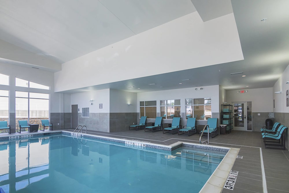 Pool, Residence Inn by Marriott Denton