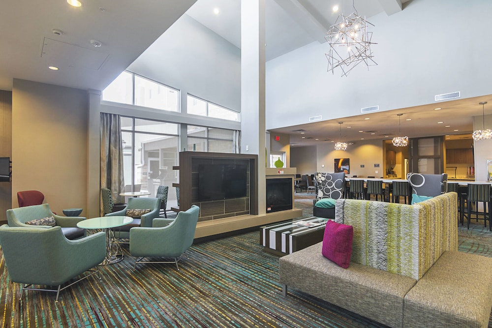 Lobby, Residence Inn by Marriott Denton