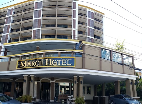 March Hotel Pattaya