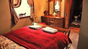 2 多间卧室、高档床上用品、熨斗/熨衣板、免费 WiFi