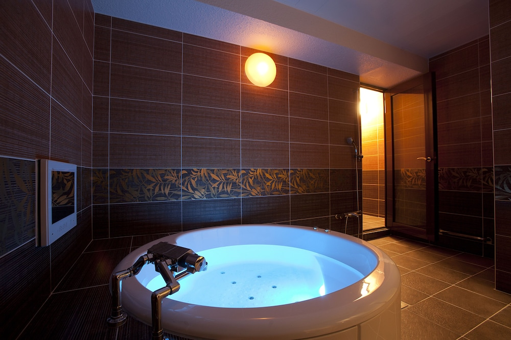 Jetted Tub, Hotel Alfa Kyoto - Adults Only