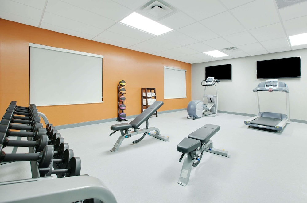 Fitness Facility, Wingate By Wyndham San Angelo
