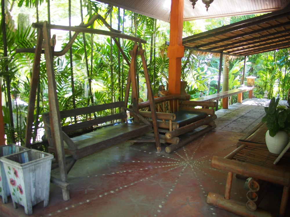 Lobby Sitting Area, Tamarina Resort Arng Sila