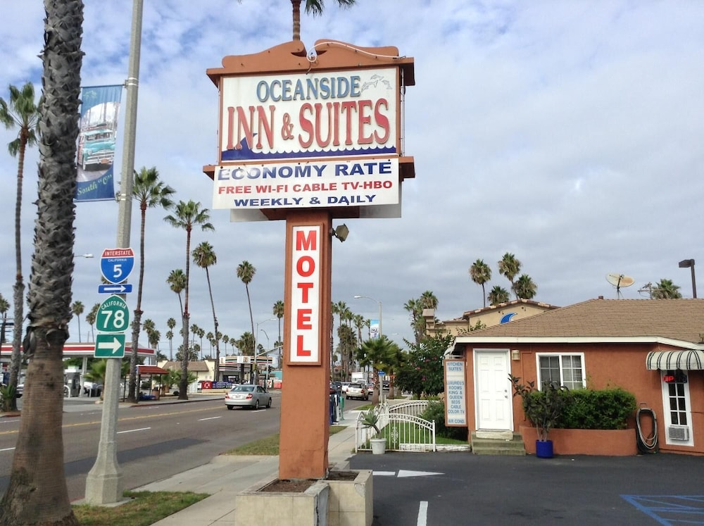 Exterior, Oceanside Inn and Suites