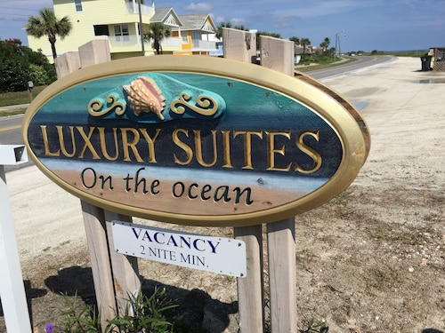 Great Place to stay Luxury Suites on the Beach near Flagler Beach