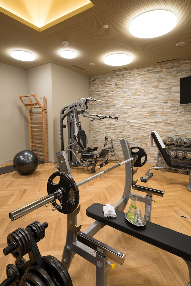 Fitness Facility, Peaks Place