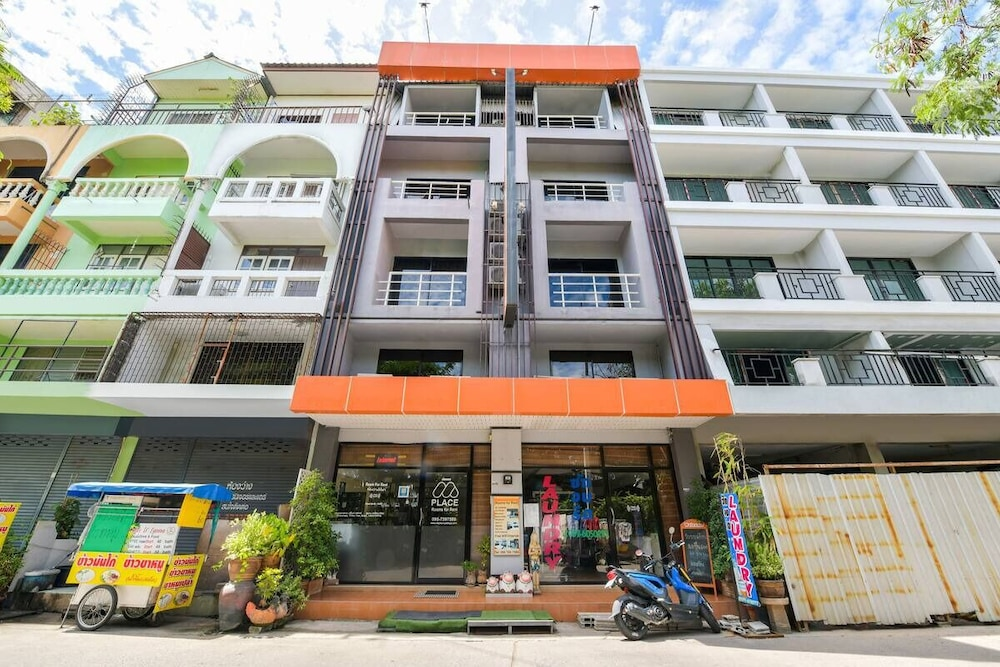 Front of Property, M Place Pattaya