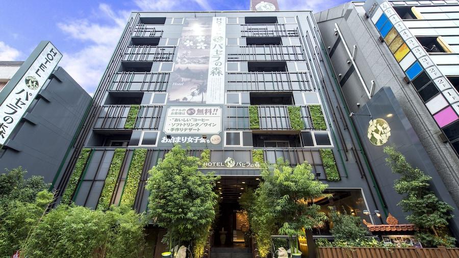 Pasela-no-Mori Yokohama Kannai