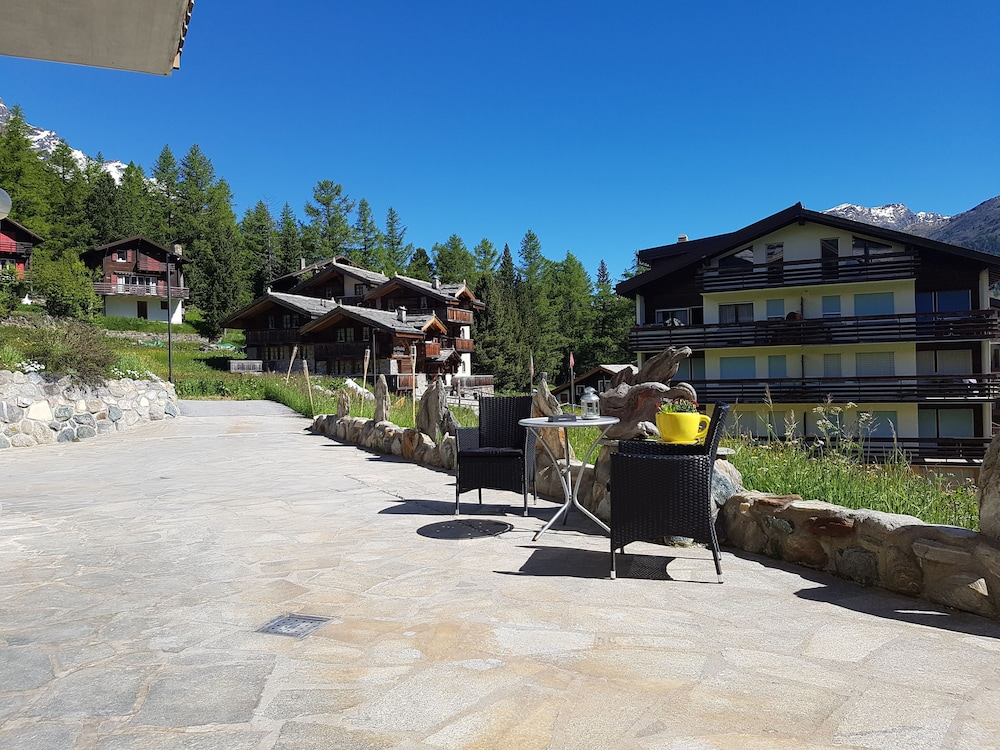 View from Property, Hotel Alpenperle